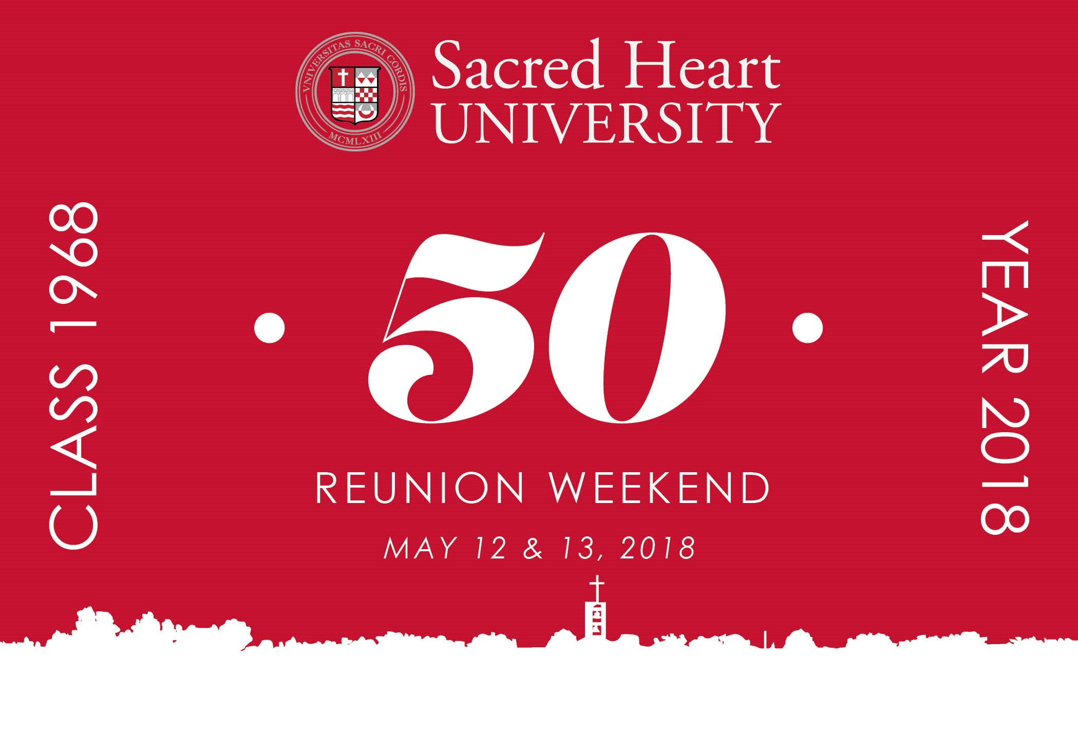 Invited to 50th Reunion