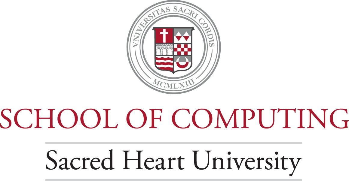 SHU School of Computing Logo